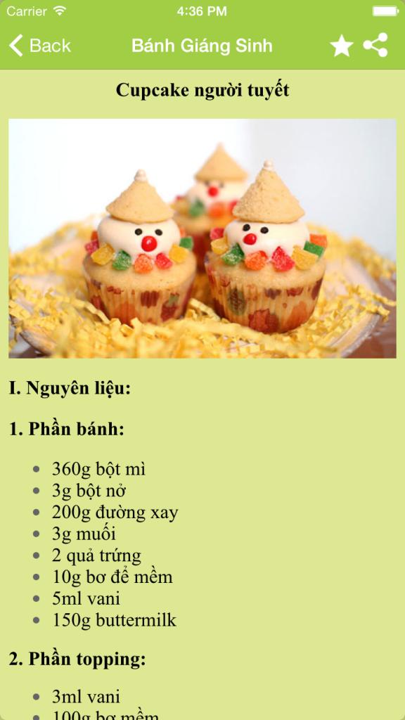 Day lam banh - Làm Bánh - Nikmesoft 02